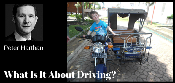 What Is It About Driving?