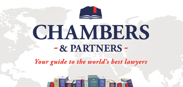 Chambers & Partners – Guide to the Worlds Best Lawyers
