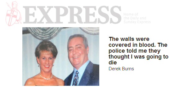 Jonathan Duffy case featured in the Express