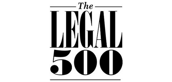 The Legal 500 rankings