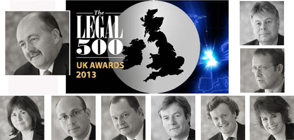 Eleven 7HS members recommended in The Legal 500 Awards