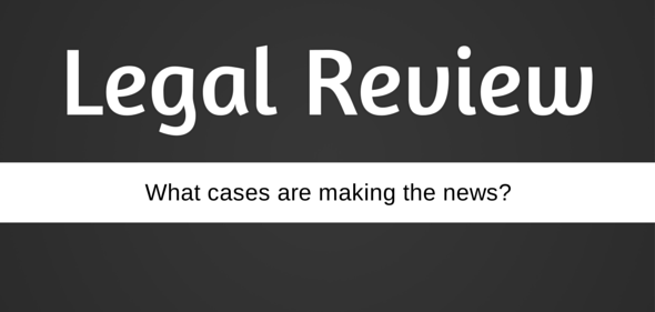 Legal Review – Police Spy Powers, Revenge pornography and more